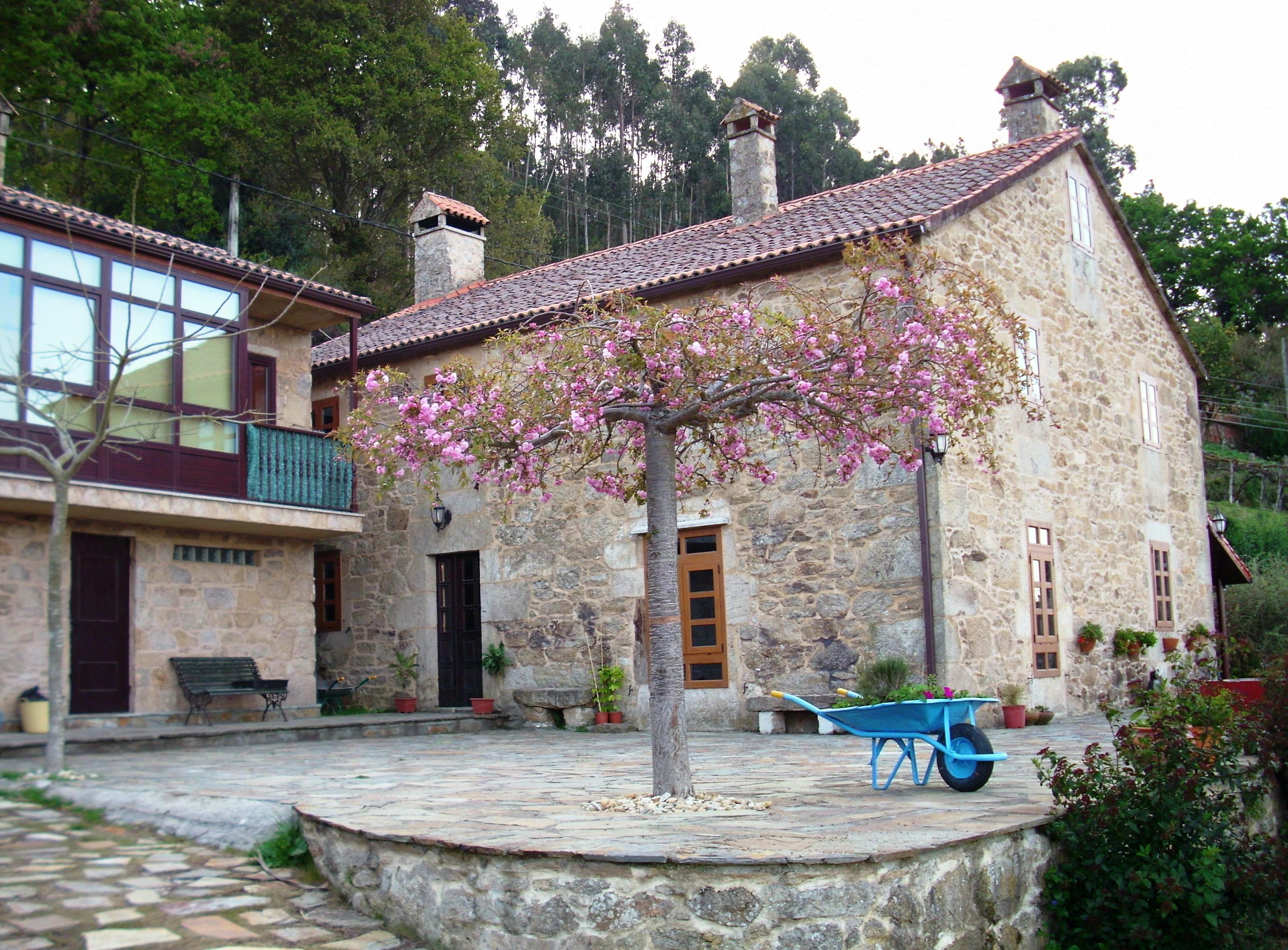 Casa de turismo rural en concello silleda inmoestrada - Casa rural silleda ...